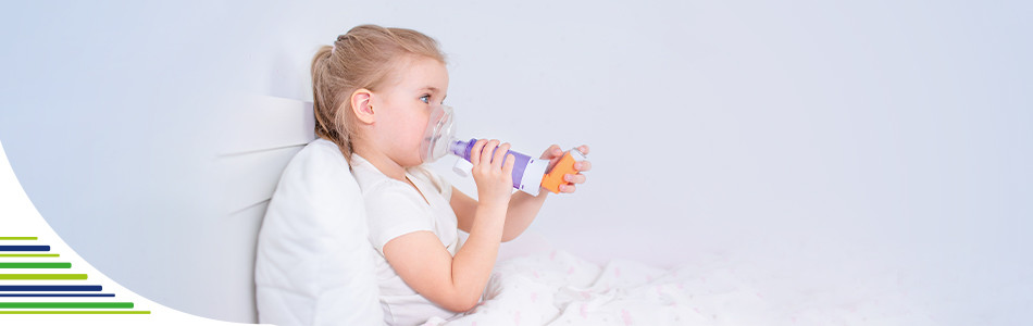 Jak na astma u dětí