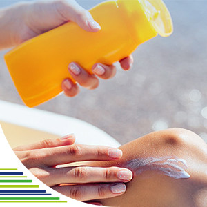 Co pomáhá na sluneční alergii