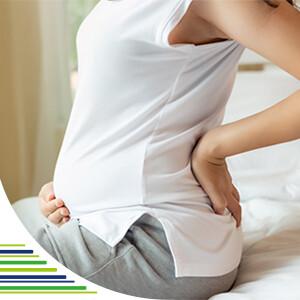 Bolest břicha a podbřišku v těhotenství - co znamená?