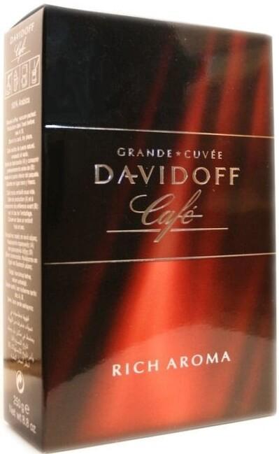 Davidoff Rich Aroma 250g káva  6802f9d124