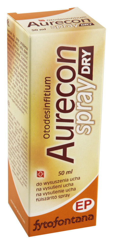 Fytofontana Aurecon dry spray 50ml