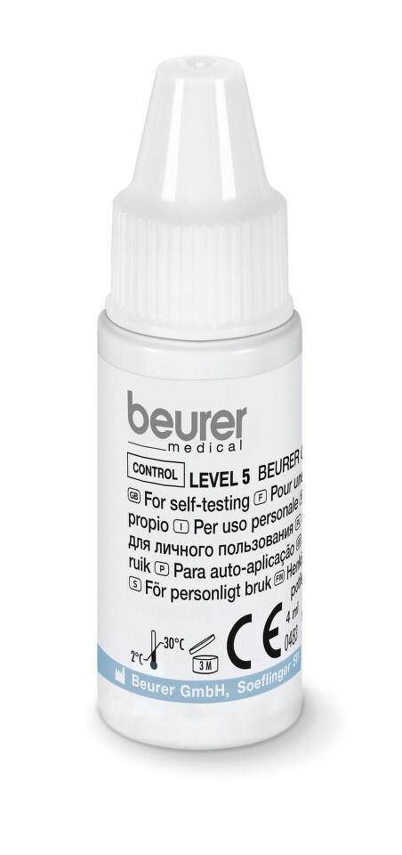 Kontrol. roztok pro glukometr Beurer GL 42