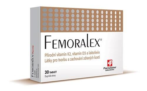 FEMORALEX forte PharmaSuisse tbl. 30