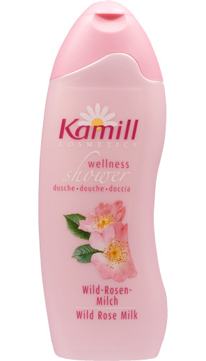 Kamill sprchový gel Wild Rose Mild 250ml 926258