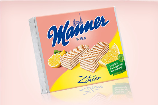 Manner Zitrone