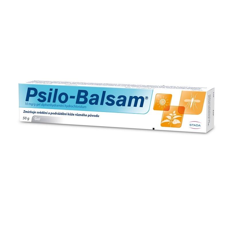 PSILO-BALSAM 10MG/G gely 50G