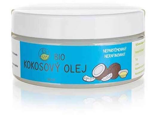 ES BIO kokosový olej 250ml