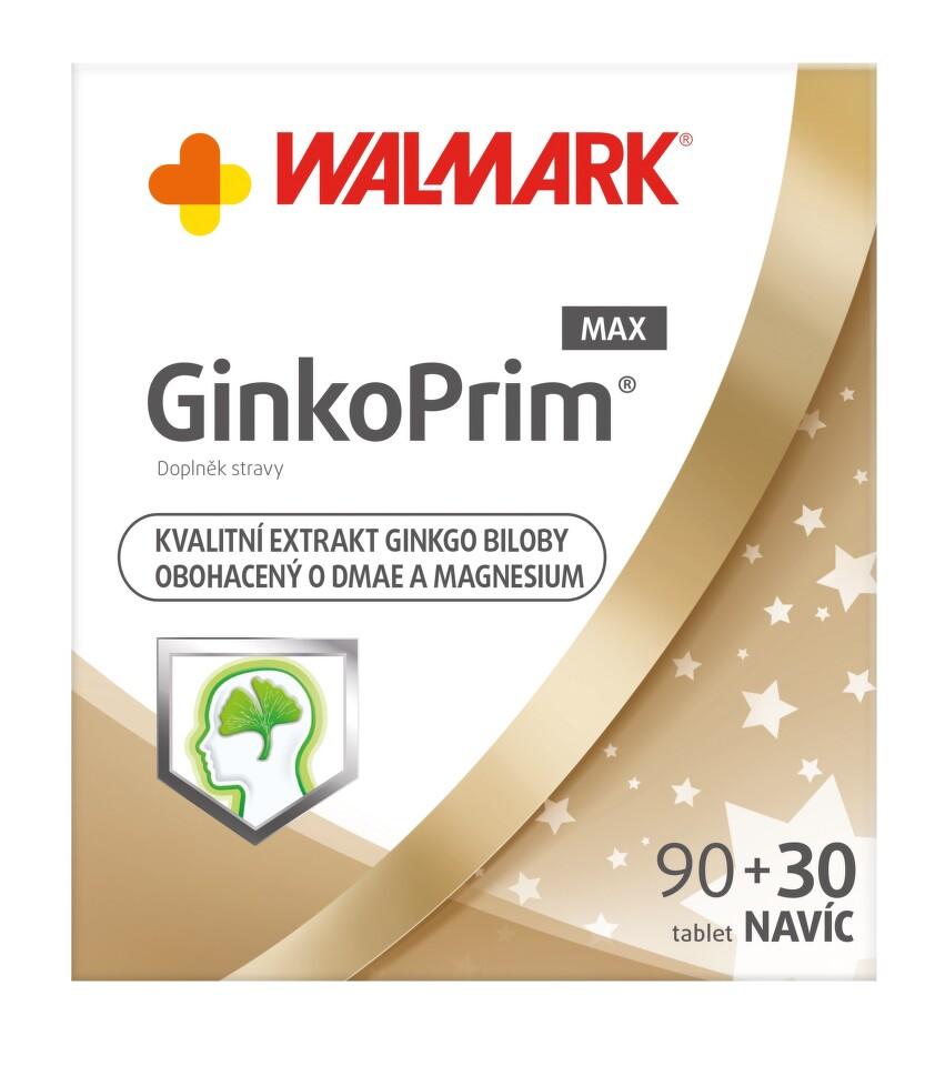 Walmark GinkoPrim Max tbl.90+30 2018