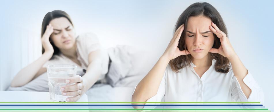 Co na bolest hlavy a migrénu