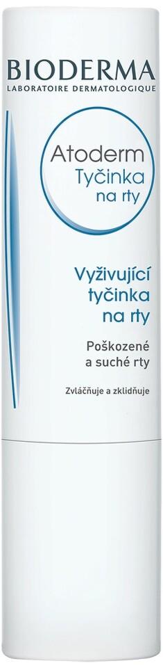 BIODERMA Atoderm tyčinka na rty 4g