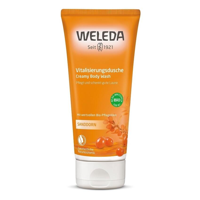 WELEDA Rakytníkový povzbuzující sprch.krém 200ml