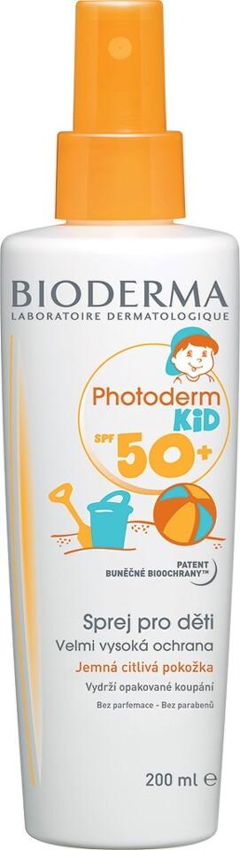 BIODERMA Photoderm KID sprej SPF50+ 200ml