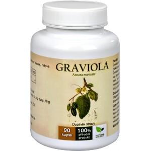 Natural Medicaments Graviola cps.90