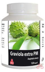 Graviola extra PM cps.120