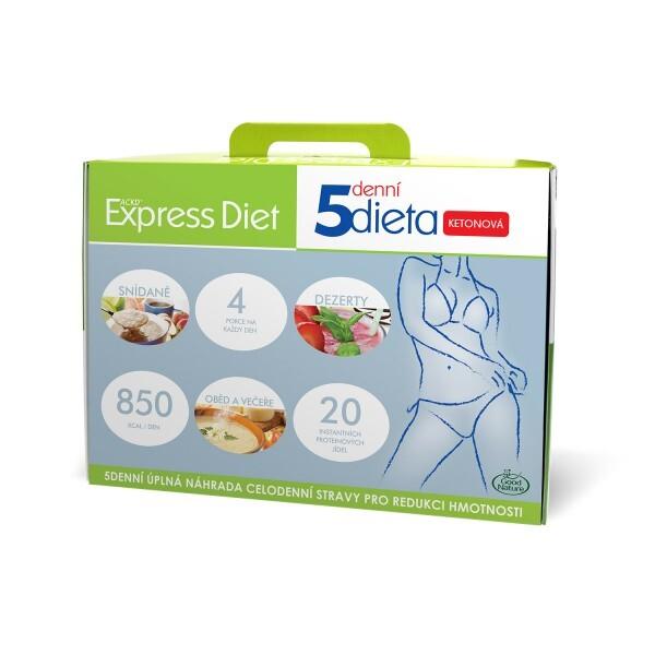 Express Diet 5ti denní dieta proteinová