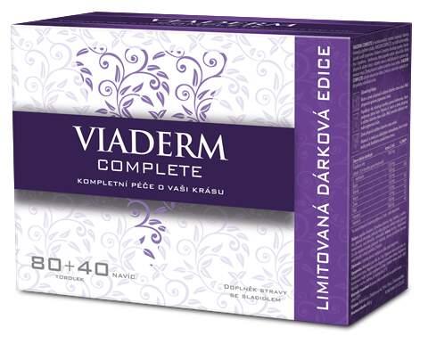 Walmark Viaderm Complete tob.80+40 bls