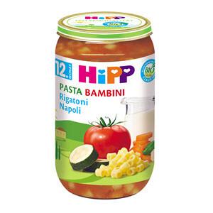 HiPP MENU BIO PASTA BAMBINI Rigatoni NEAPOL 250g