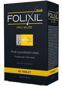 Folixil Plus pro muže tbl.60 bls.
