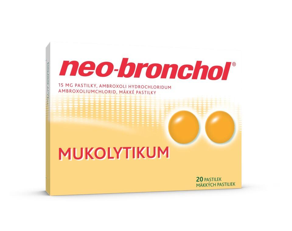 NEO-BRONCHOL 15MG pastilka 20