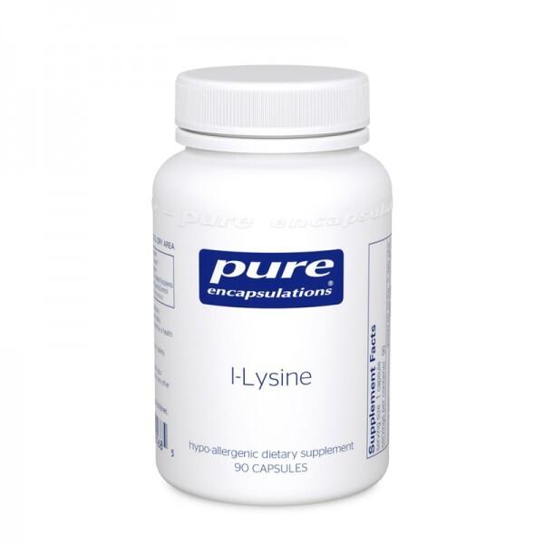 L-Lysine Pure cps.90