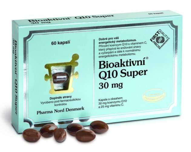 Pharma Nord Bioaktivní Q10 Super cps.30x30mg