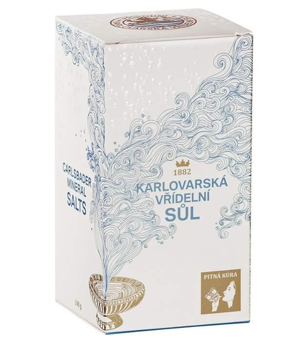 Karlovarská vřídelní sůl SAL CAROLINUM 100g