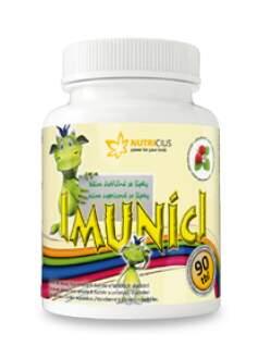 Imuníci - hlíva ústřičná se šípky pro děti tbl.90