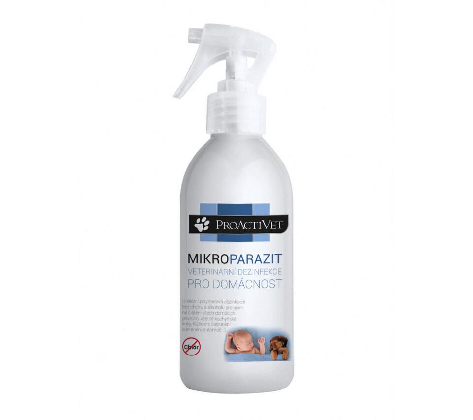 Proactivet Mikroparazit veterin.dezinfekce 250ml