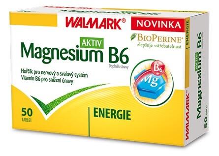 Walmark Magnesium Aktiv tbl.50