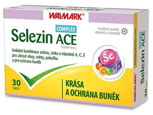Walmark Selezin Ace 30 tablet