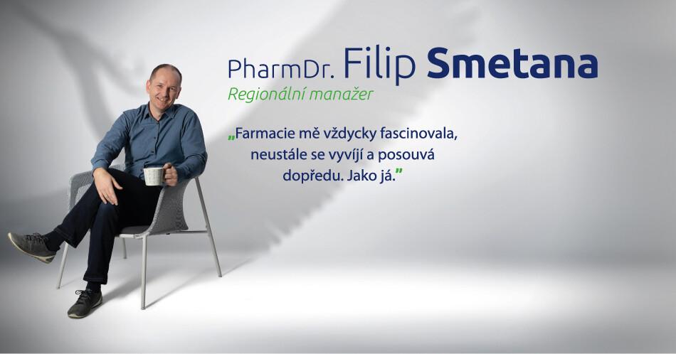 PharmDr. Filip Smetana