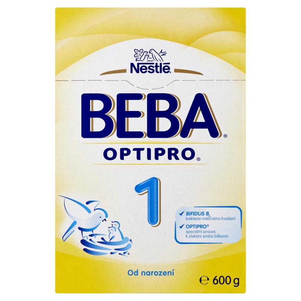 NESTLÉ Beba 1 PRO/OPTIPRO 600g