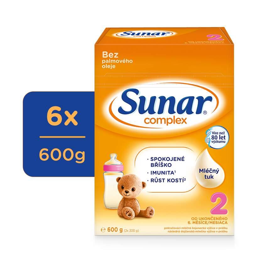 Sunar Complex 2 600g - nový - balení 6 ks