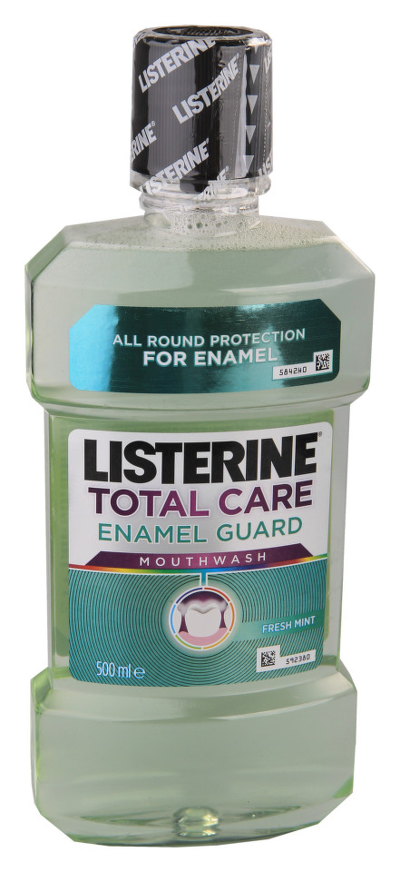 LISTERINE TOTAL CARE Enamel Guard 500ml