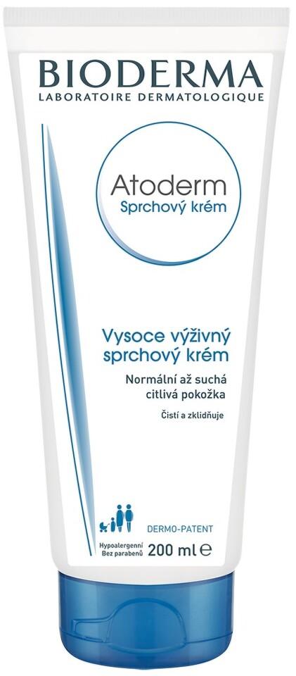BIODERMA Atoderm Sprchový krém 200 ml Nakupte 3 produkty řady Bioderma Atoderm a zaplaťte pouze za 2. Akce platí na e-shopu do 31. 10. 2017 nebo do vyprodání zásob.