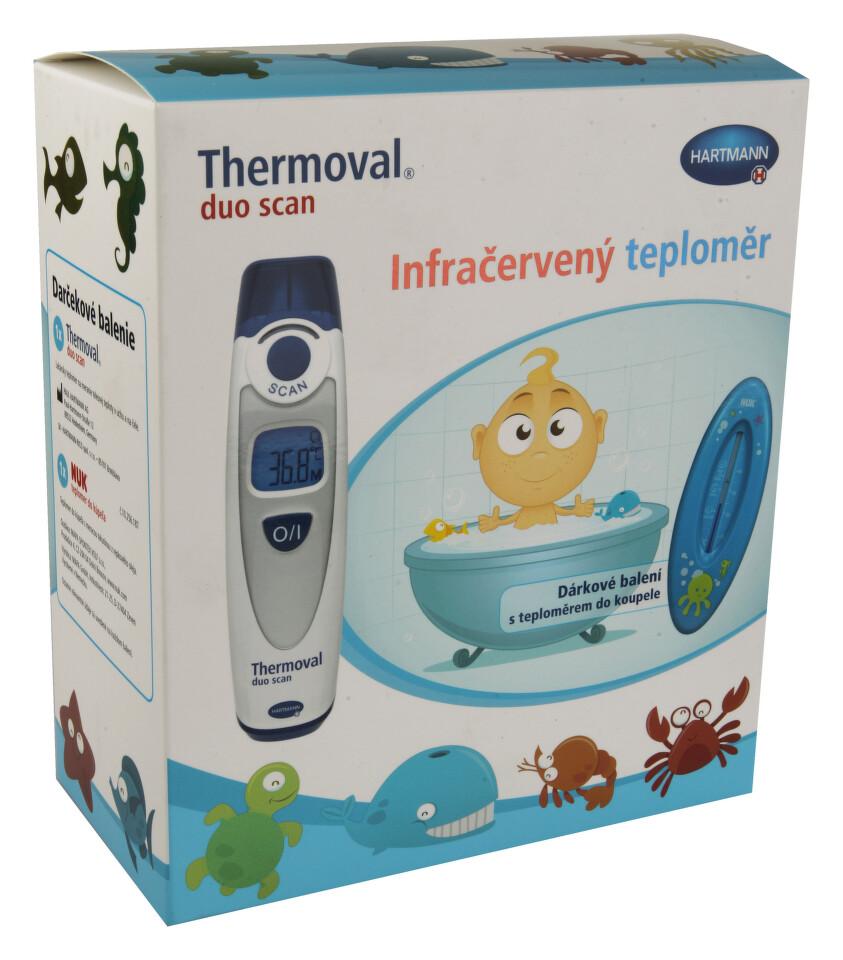 Thermoval Duo scan dárkové bal.s teplom.do koupele