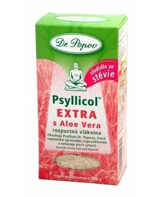 Dr.Popov Psyllicol EXTRA s Aloe Vera 100g D