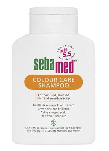 SEBAMED Šampon pro barvené vlasy 200ml