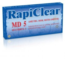 RapiClear MD 5 (multidrog)