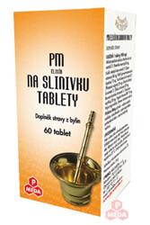PM Elixír na slinivku tbl. 60 (dříve cukrovku)