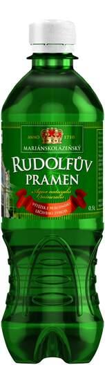 Rudolfův pramen mariánskolázeňský 500ml