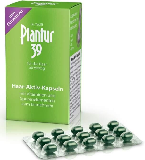 Plantur39 Aktivní kapsle pro vlasy cps.60