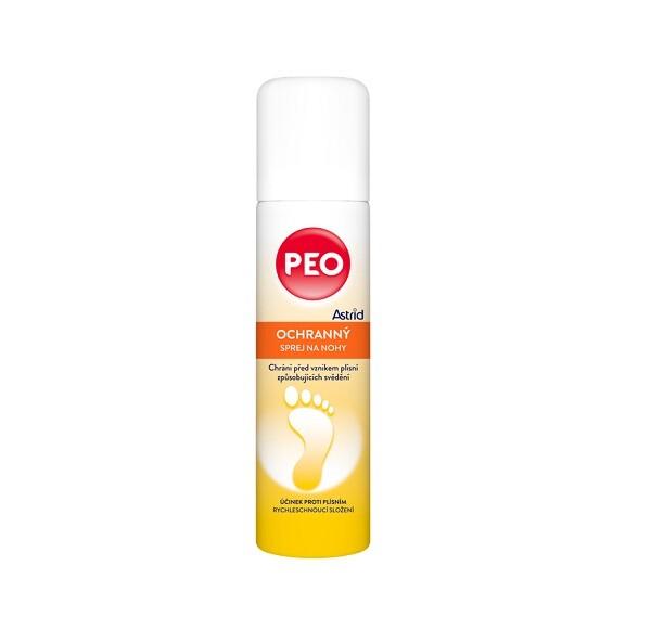 PEO Ochr.spray na nohy proti plísním 150 ml