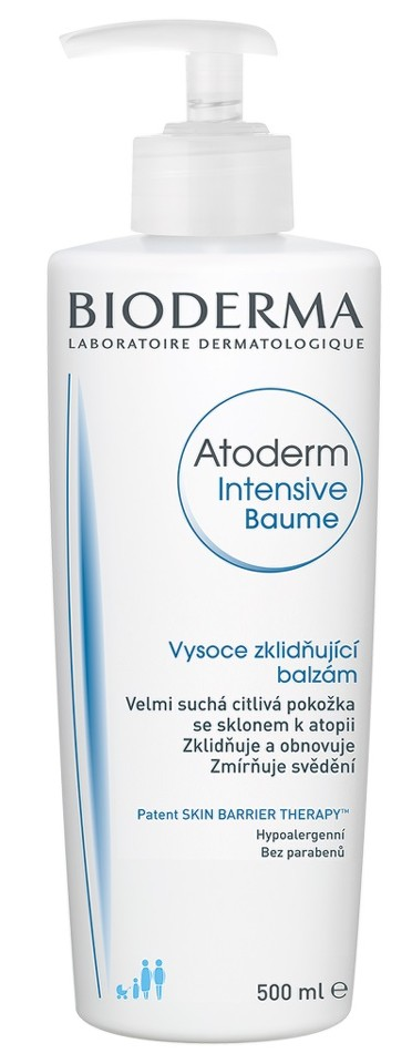 BIODERMA Atoderm Intensive Baume 500 ml