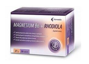 Magnesium B6 + Rhodiola 30 tablet