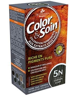 Barva a Péče 5N - Světle hnědá 135ml