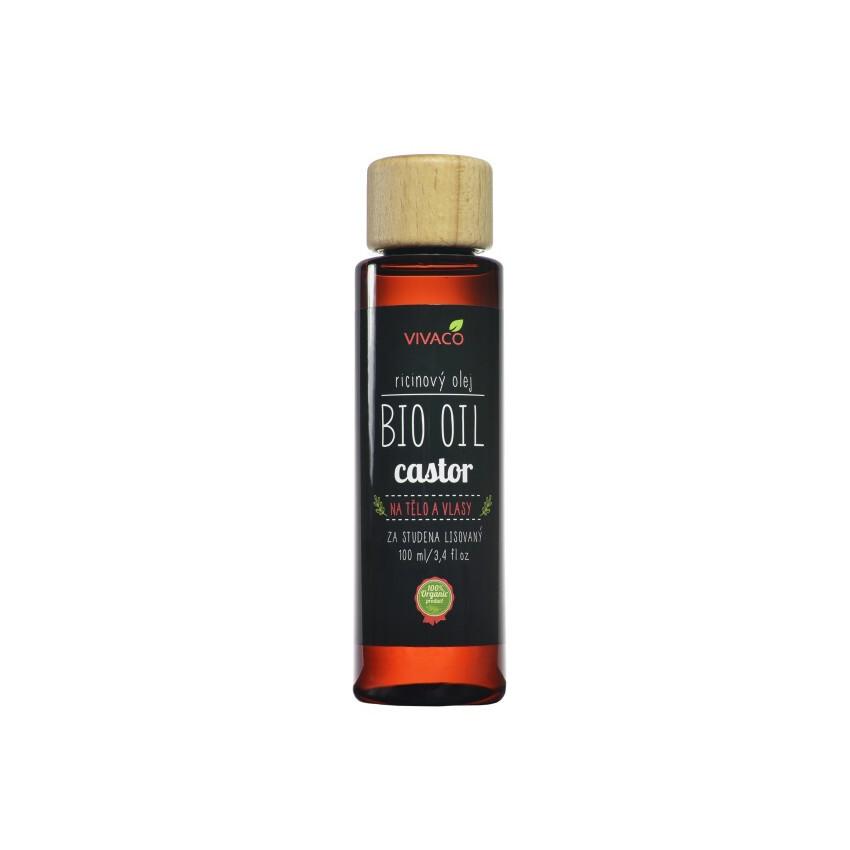 BIO OIL ricinový olej 100ml