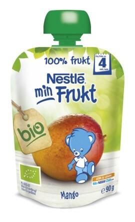 NESTLÉ kapsička ovocná Mango BIO 90g