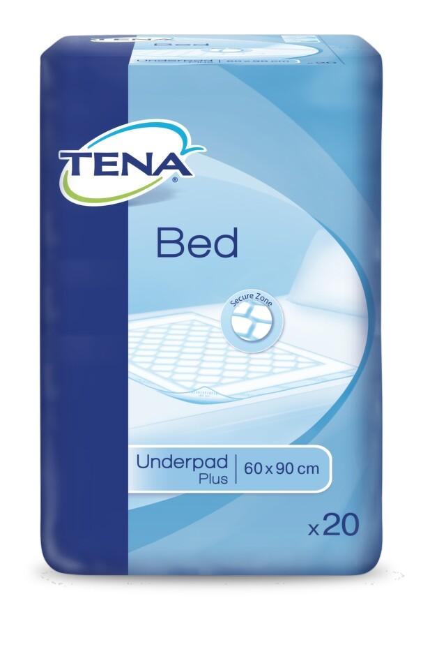 TENA - Inkontinenční podložka na lůžko, 60x90cm (20ks)