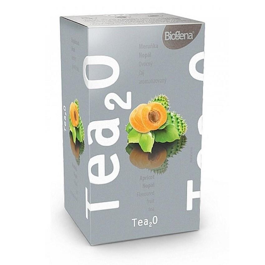 Biogena TEA Meruňka a nopál 20 x 2.5 g